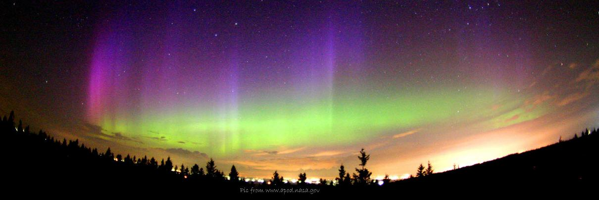 Tips For Seeing The Northern Lights Taking To The Open Road