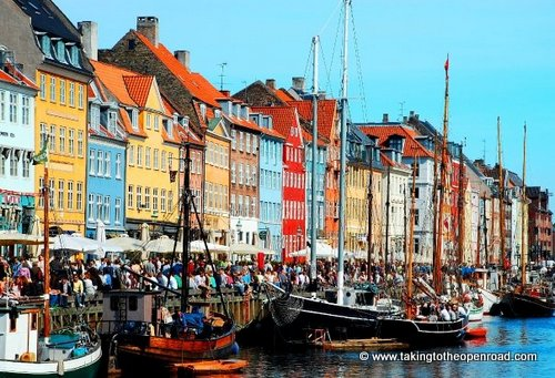Top 5 Attractions In Copenhagen Denmark Taking To The